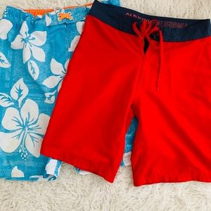 Bundle of two Board Shorts